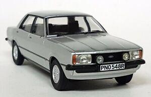 Vanguards-1-43-Scale-VA11902-Ford-Cortina-MK-IV-2-0S-Strato-Silver-Model-Car
