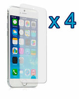 """4 x High Quality Crystal Clear Screen Protectors for iPhone 6 Plus 5.5"""""""