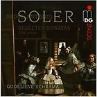 Antonio Soler - Soler: Selected Sonatas for Harp (2011)