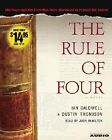 The Rule of Four by Dustin Thomason and Ian Caldwell (2006, CD, Abridged)