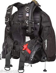Zeagle-Ranger-BCD-Scuba-Diving-Buoyancy-Compensator-7907RK-Large