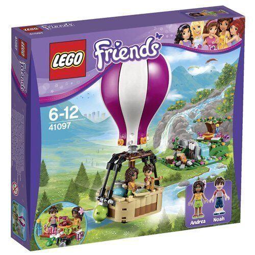 LEGO® Friends 41097 Heißluftballon NEU NEW OVP MISB