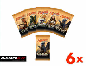 Amonkhet-MTG-Booster-Magic-The-Gathering-Factory-Sealed-Cards-Packs-NEW