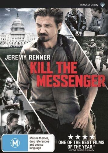 1 of 1 - Kill The Messenger (DVD, 2015)