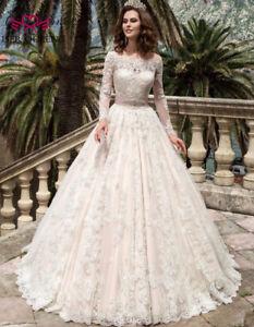 Plus Size Ball Gown Wedding Dress