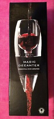 Multiple Colors Wine Aerator Gift Set with Stand