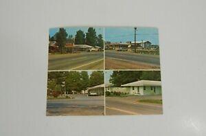 Vintage-Duffy-039-s-Motel-South-Post-Card-Calhoun-Georgia