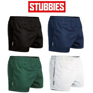 Mens-Stubbies-Short-Shorts-Ruggers-Tropicals-Original-Elastic-Cotton-SE2060
