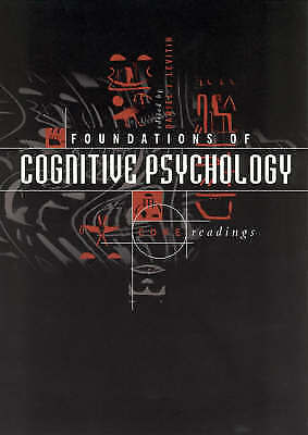 Foundations of Cognitive Psychology : Core Readings-ExLibrary