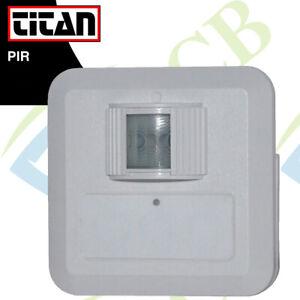 Wireless Home Automation 110 ° BATTERIE PIR émetteur Titan TRS22TX