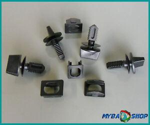 4x-Set-Crochet-Phares-robinetterie-FIXATION-BMW-51711916199-51711916197