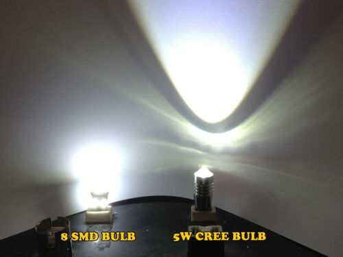 5W Cree LED 501//W5W Canbus Number Plate Bulbs For Jeep Cherokee Inc Grand
