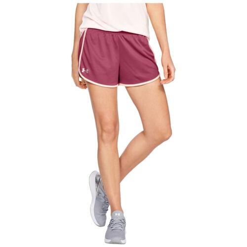 "2019 Under Armour Ladies Tech Mesh 3/"" Training Fitness Gym Shorts UA Sports"