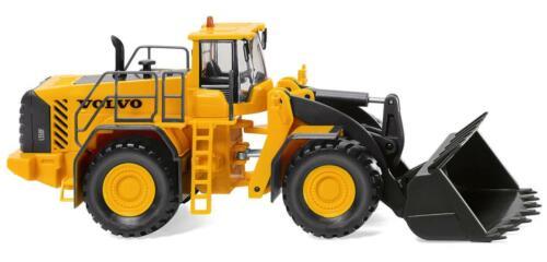 WIKING Modell 1:87//H0 Baufahrzeug VOLVO Radlader L 350F gelb #065203 NEU//OVP
