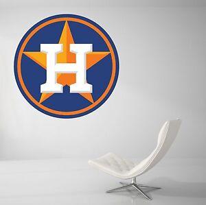 Houston Astros  Wall Art sports decor Houston Astros baseball decor