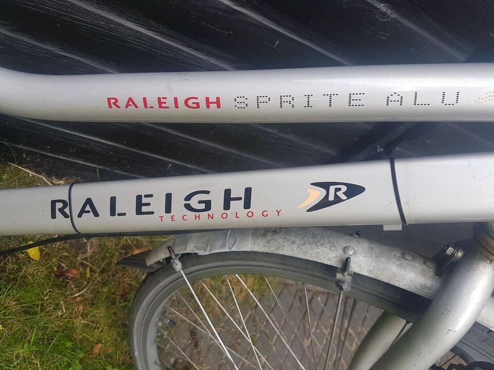 Damecykel, Raleigh, SPRITE ALU