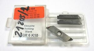 3-x-Indexable-Inserts-Grooving-Inserts-240R6-K10-Pl-21205-2-by-Bimu-Sa-New-A4283