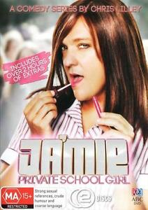 JAMIE-PRIVATE-SCHOOL-GIRL-NEW-DVD-Chris-Lilley-as-Ja-039-mie