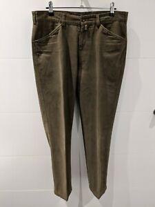 GANT-Brown-Chinos-100-Cotton-Size-33-Waist-34-Inseam