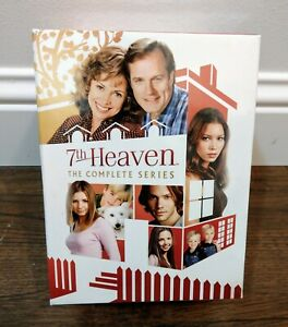7th Heaven: The Complete Series DVD New *SEALED* Full Frame, Boxed Set, Dolby