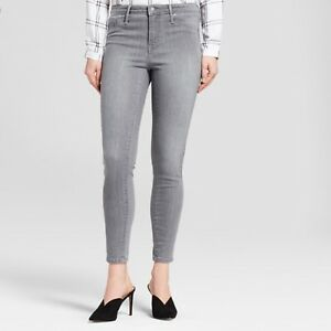 Mossimo-Denim-Women-039-s-High-Rise-Jeggings-Skinny-Jeans-Choose-Size-Color
