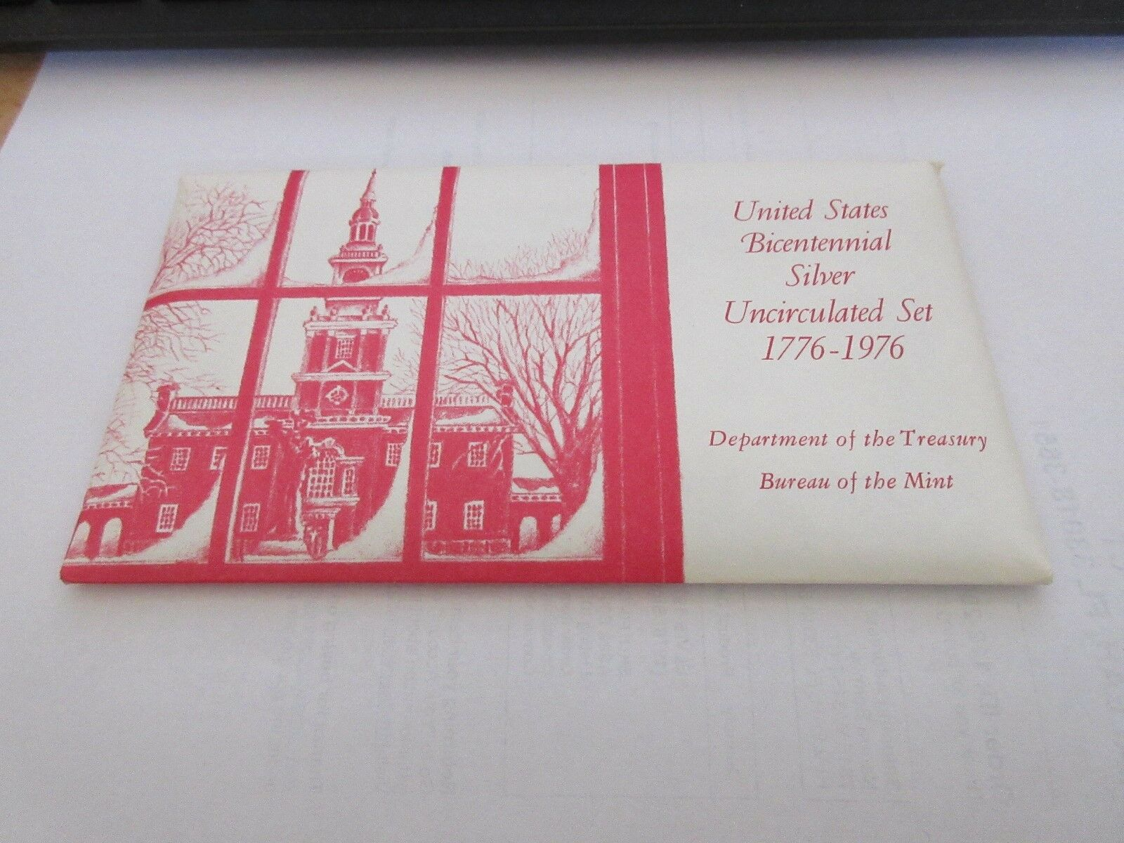 United States Bicentennial Silver Uncirculated Set 1976