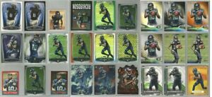 Paul-Richardson-Seahawks-Colorado-27-card-2014-Topps-brands-RC-lot-all-different