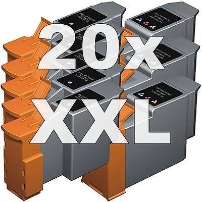 20x für CANON  Pixma IP1000 IP1500 IP2000 s320 MP370 MP360 MP5 MP110 MP130 MP390