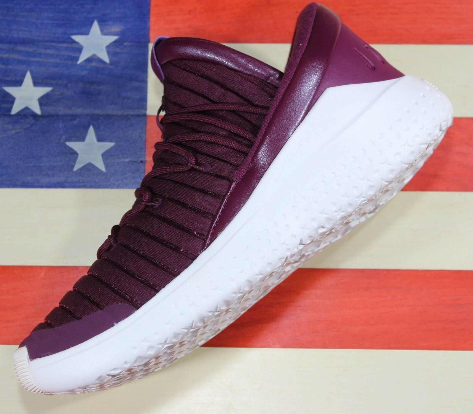 Nike Air Jordan Flight Luxe Retro Bordeaux-Sail White Training shoes [919715-637]
