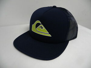 1e1f34a823dce Image is loading Quiksilver-Boys-8-16-Snapper-Mesh-Trucker-Cap
