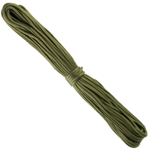 550 Rope Army Military Paracord Tent Camping Guy Rope Para Cord 7Strand Type lll