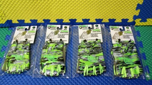 Fish Monkey Performance Stubby Guide Glove FM18-VSG CHOOSE YOUR SIZE!