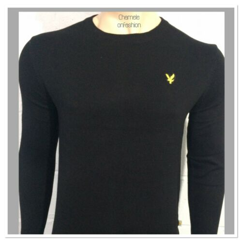BRAND NEW LYLE AND SCOTT LONG SLEEVE  JUMPER FOR MEN SWEATER