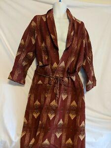 Men/'s vintage robe