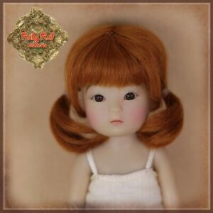 HD0035A-Yu-Ping-Brown-Mohair-Doll-Wig-with-Ponytails-Ruby-Red-Galleria