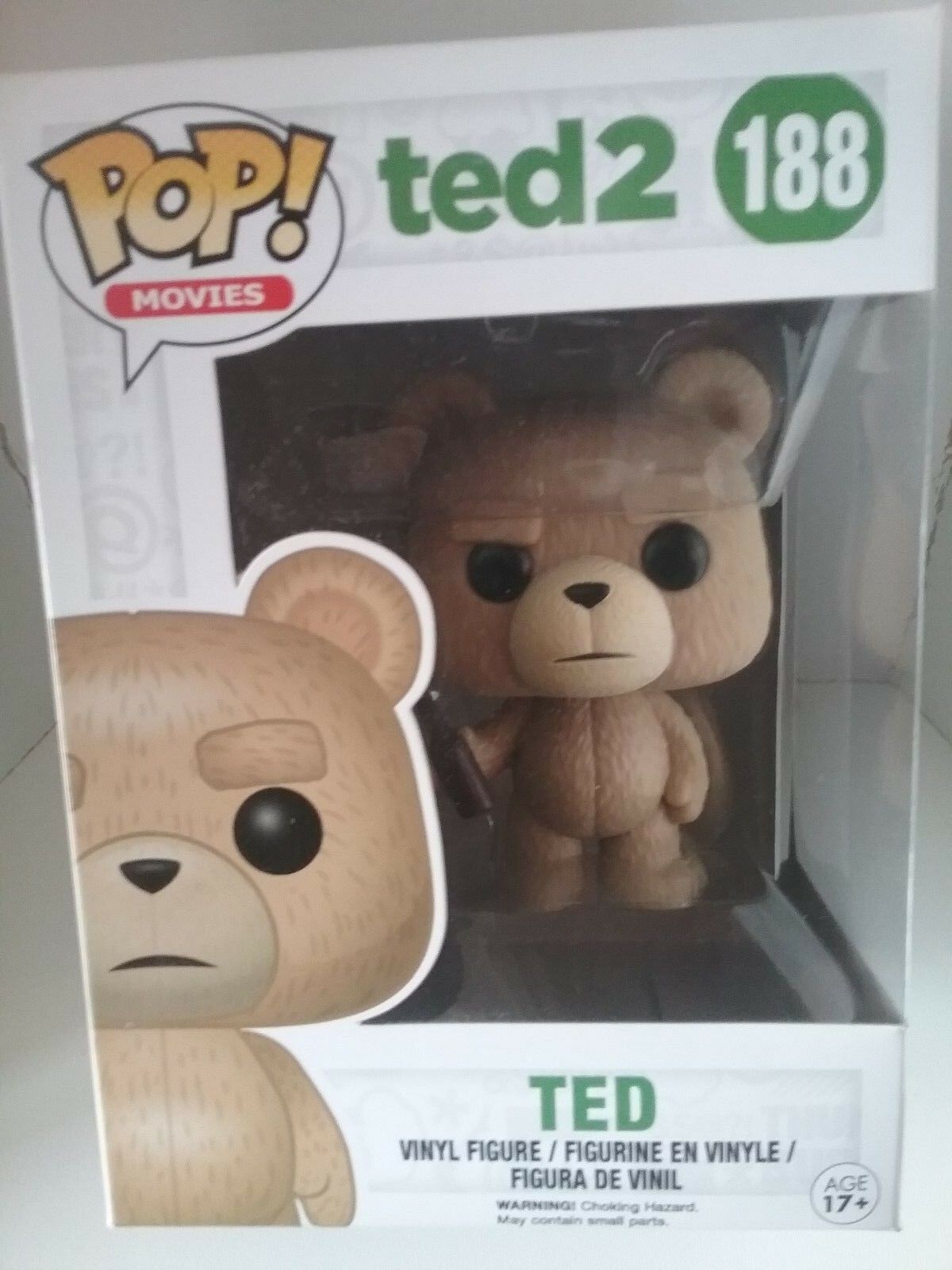 Funko Funko Funko Pop  Ted 2 with Bottle Now Vaulted  7d1957