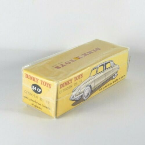 Details about  /Atlas DINKY N° 24CP Citroën DS 19 1//43 New
