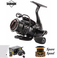 10+1 Bb Ball Bearing Left Right Freshwater Fishing Spinning Reel 6.2:1 Seaknight