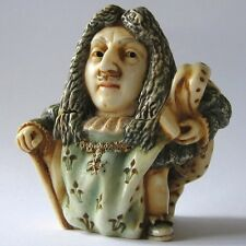 King Louis XIV - Pot Bellys - NIB - Box Figurine - Martin Perry Studios