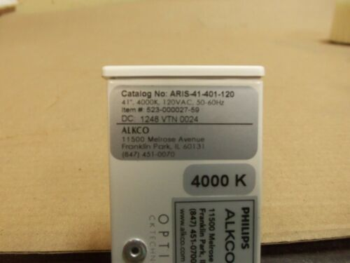 "NEW Philips ARIS-41-401-120 EW Profile Powercore 41/"" 4000K 120VAC 50-60Hz"