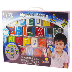 26-letters-of-the-alphabet-Transformers-robot