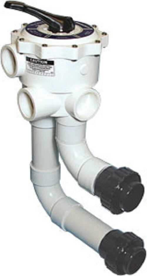 Waterway Multi-Prt mit Union Verbindet 2″ Fpt Kristall De Filter WVD001