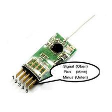 2.4G 4-Channel Microlife Receiver 4100E Full-Range for JR SPEKTRUM