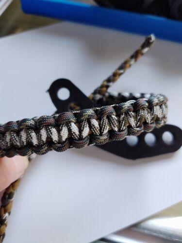 Archery Elevated II camo Bling Sling bow wrist strap FREE SHIP