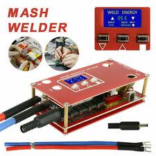 Mini Spot Welder Machine 18650 Battery Welding Power Supply Nickel Sheet N0z6