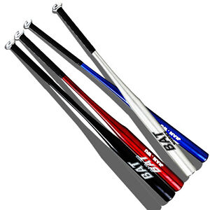 34/'/' Baseball Bat Lightweight Aluminium Racket Softball For Youth Adult UK Red