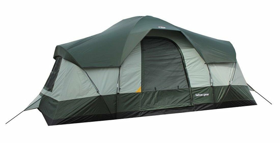 Tahoe Gear Olympia 10 personne 3 Saison Camping familial cabine tente   TGT-OLYMPIA - 10