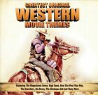 Greatest Original Western Movie Themes by Various Artists (CD, Feb-2013, Delta)