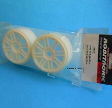 Protos 1/8 Scale Buggy Wheel Rim Robitronic R25020 Vintage RC Part