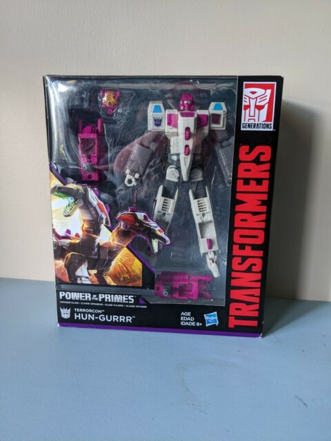 Transformers POTP Hun-Gurrr (Opened)